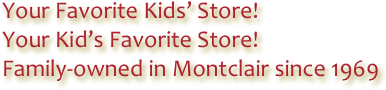 Your Favorite Kids' Store! 